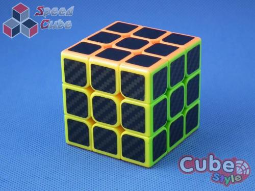Cube Style 3x3x3 Carbon Stick. 57 mm