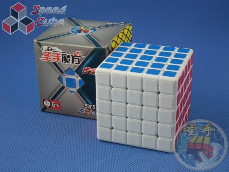 ShengShou 5x5x5 Legend Biała