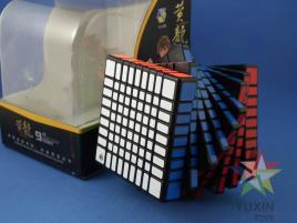 ZhiSheng YuXin HuangLong 9x9x9 Czarna