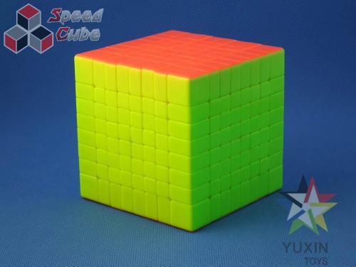 ZhiSheng YuXin HuangLong 8x8x8 Kolorowa PiNK