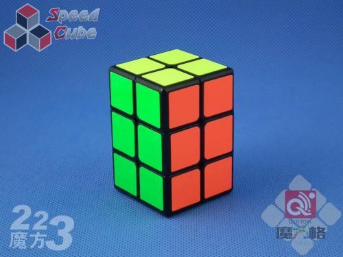 QiYi MoFangGe 2x2x3 Cube Black