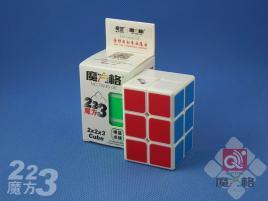 QiYi MoFangGe 2x2x3 Cube White