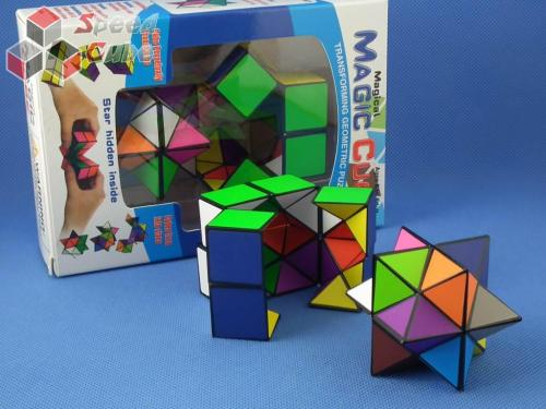 Infinity Magic Cube Black