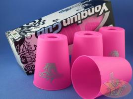 Kubki YongJun Speed Flying Cups Różowe BOX