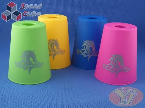 Kubki YongJun Speed Flying Cups Różowe BOX