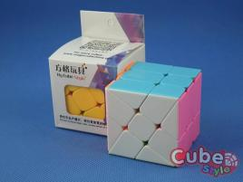 Cube Style Windmill Candy