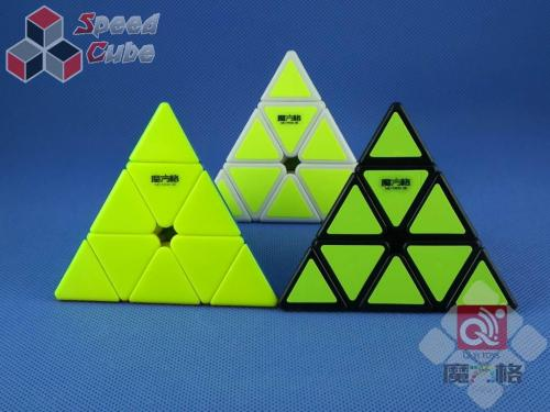 QiYi MoFangGe Pyraminx Biała