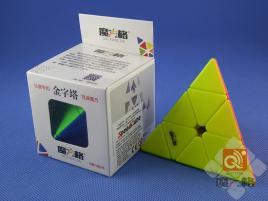 MoFangGe QiYi Pyraminx Kolorowa