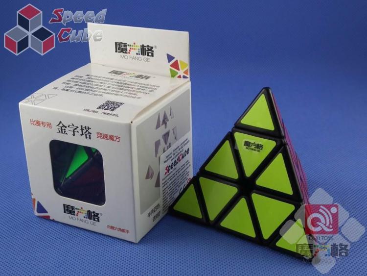 QiYi MoFangGe Pyraminx Czarna