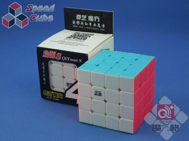 MoFangGe QiYi QiYuan S 4x4x4 Kolorowa