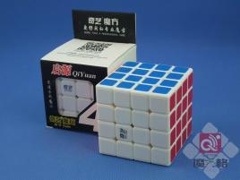MoFangGe QiYi QiYuan 4x4x4 Biała