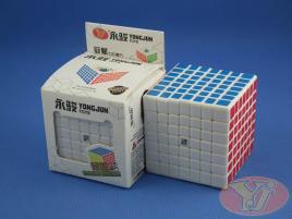 YongJun GuanFu 7x7x7 Biała