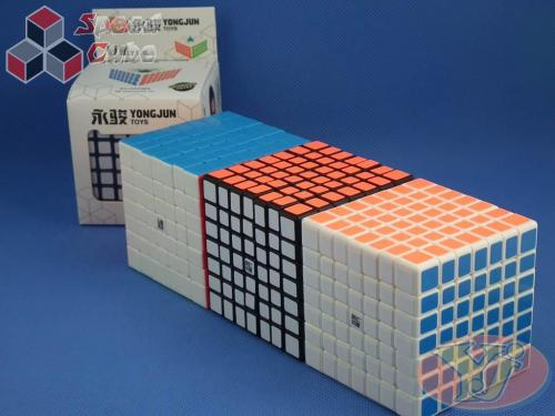 YongJun GuanFu 7x7x7 Czarna