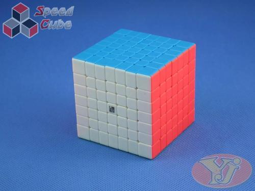 YongJun YuFu 7x7x7 Kolorowa