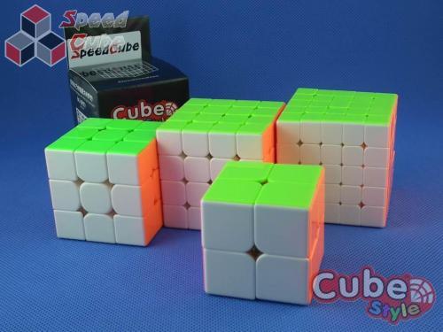 Cube Style 4x4x4 WeiTing Kolorowa Pink