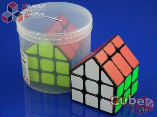 Cube Style Bermuda House I Black