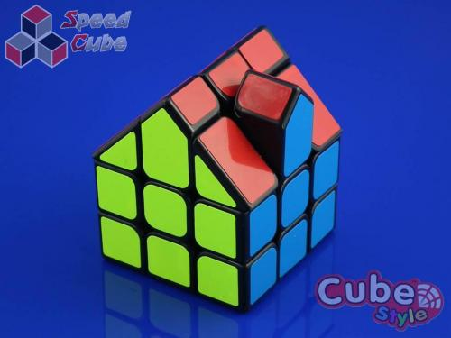 Cube Style Bermuda House II Black