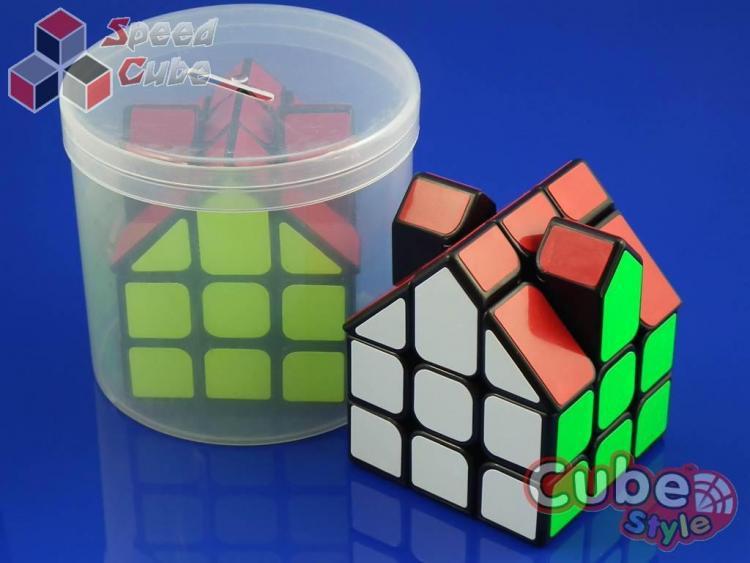 Cube Style Bermuda House III Black