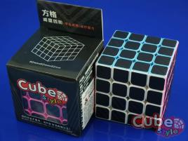 Cube Style 4x4x4 WeiTing Carbon Stick. PiNK