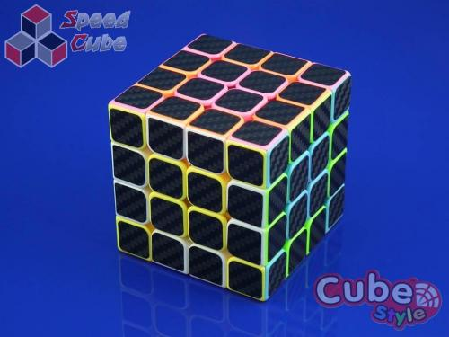 Cube Style 4x4x4 WeiTing Carbon Stick.