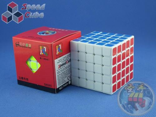ShengShou 5x5x5 Wind Biała