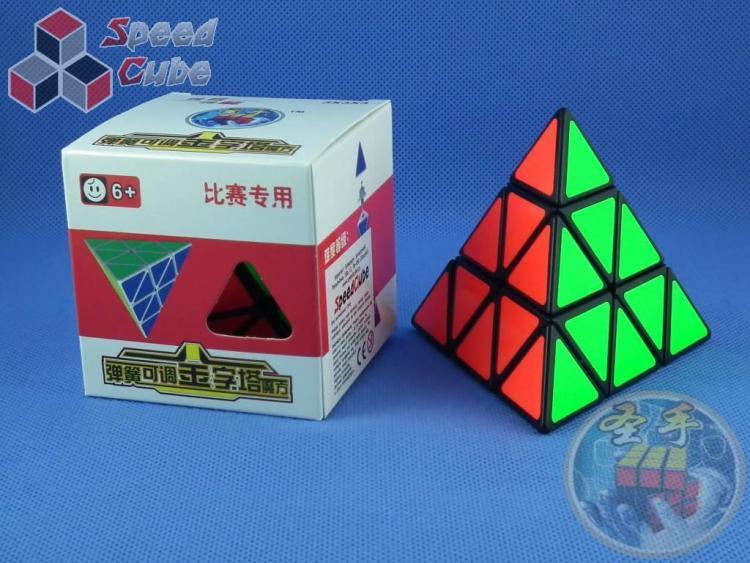 ShengShou Pyraminx Czarna