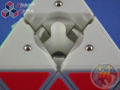 ShengShou Pyraminx Biała