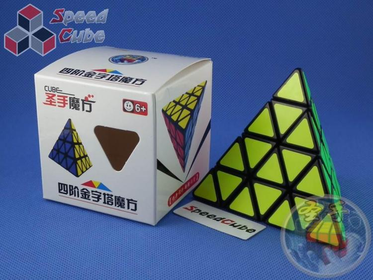 ShengShou Master Pyraminx Czarna