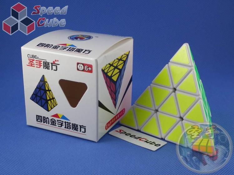 ShengShou Master Pyraminx Biała