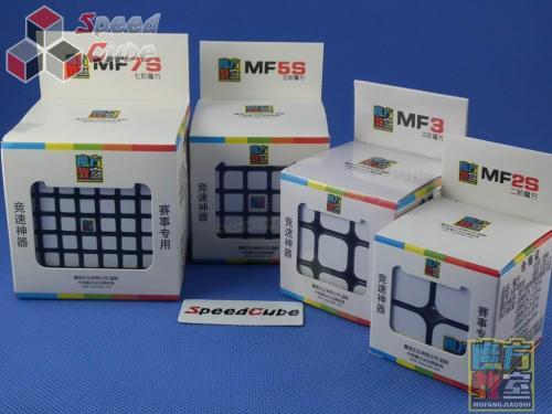 MoYu MoFang JiaoShi 7x7x7 MF7s Czarna