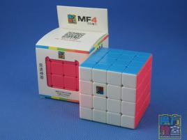MoYu MoFang JiaoShi 4x4x4 MF4 Kolorowa
