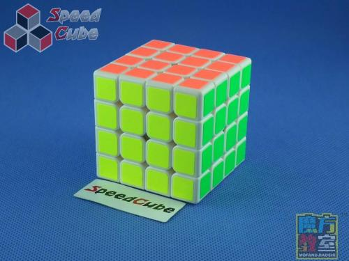 MoYu MoFang JiaoShi 4x4x4 MF4s Biała