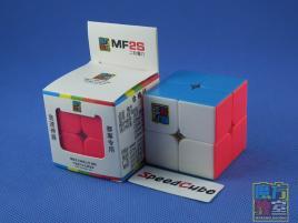 MoYu MoFang JiaoShi 2x2x2 MF2s Kolorowa