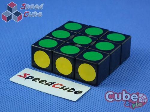 Cube Style Floppy 1x3x3 Black