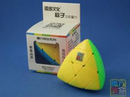 MoYu MoFang JiaoShi Mastermorphix 3x3x3 Kolorowa