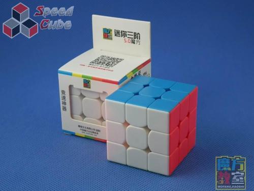 MoYu MoFang JiaoShi Mini 3x3x3 50 mm Kolorowa