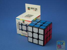 MoYu MoFang JiaoShi Mini 3x3x3 50 mm Czarna