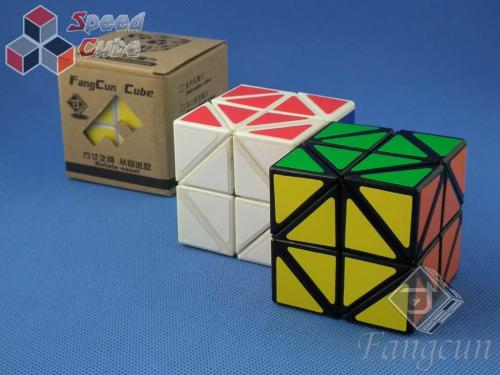 FangCun Helicopter Cube White