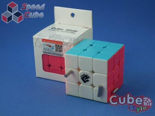 Cube Style 356 3x3 HuanSu Magnetyczna Kolorowa 56 mm