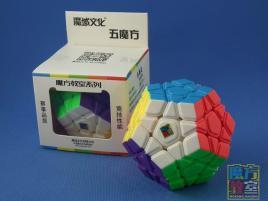 MoYu MoFang JiaoShi MF Megaminx Kolorowa