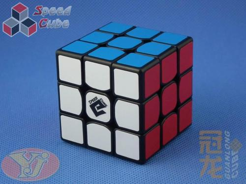 YongJun GuanLong Plus 3x3x3 Czarna