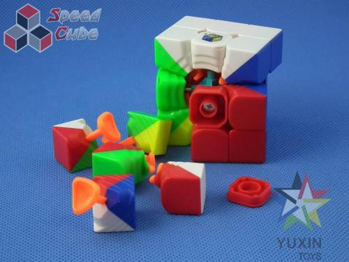ZhiSheng YuXin Little Magic 3x3x3 Kolorowa
