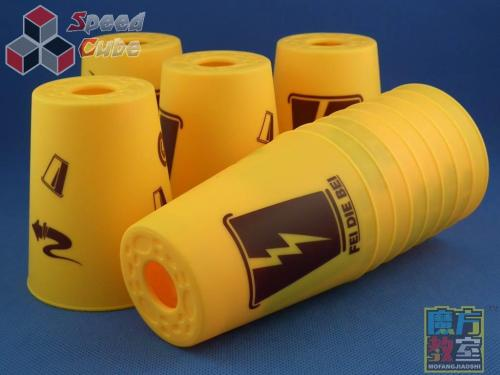 MoYu MoFang JiaoShi Stacking V2 Yellow
