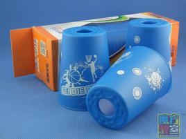 Kubki MoYu MoFang JiaoShi Stacking V2 Blue