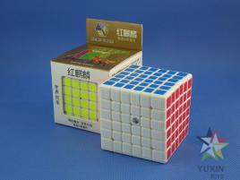 ZhiSheng YuXin Red Unicorn 6x6x6 Biała