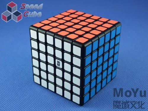 MoYu AoShi 6x6x6 Czarna