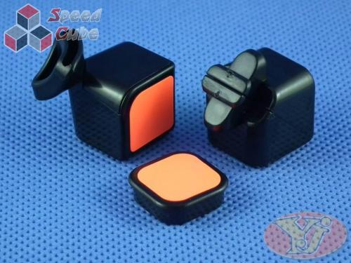 Części YongJun GuanLong 3x3x3 Czarna
