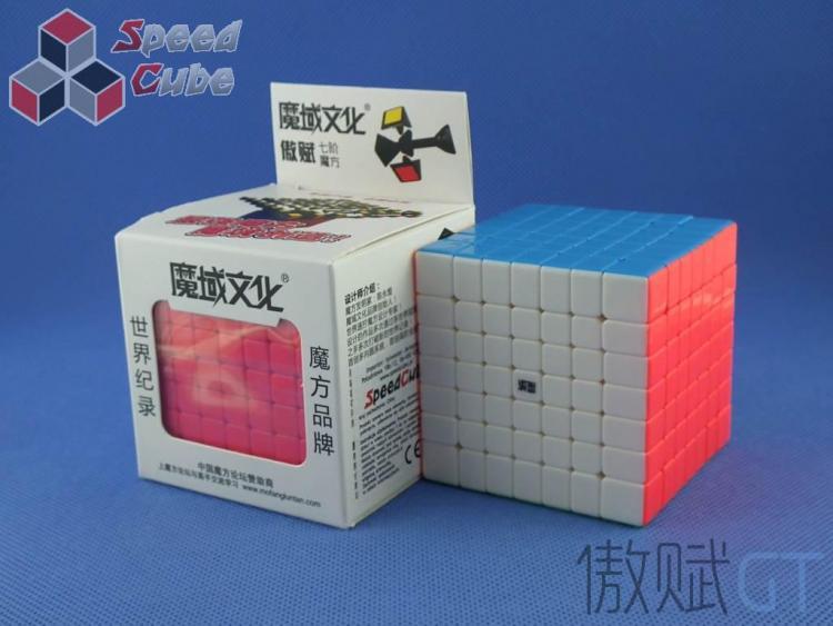 MoYu AoFu GT 7x7x7 Kolorowa