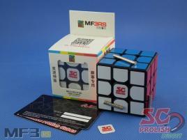 PROLISH MoFang JiaoShi 3x3x3 MF3RS Czarna Magnet.