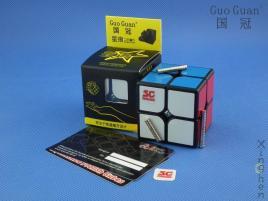 PROLISH MoYu XingHen 2x2x2 Black Magnet.